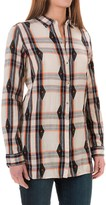 Woolrich First Light Jacquard Shirt - Long Sleeve (For Women)