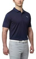 Puma Body Map Jacquard Golf Polo Shirt