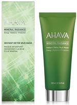 Ahava Mineral Radiance Instant Detox Mud Mask- 3.4 oz.