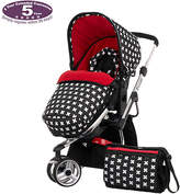O Baby OBaby Chase Stroller - Crossfire