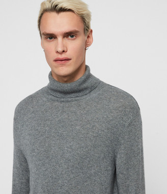 AllSaints Valter Roll Neck Sweater