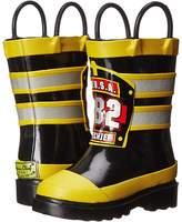 Western Chief F.D.U.S.A. Firechief Rain Boot Boys Shoes