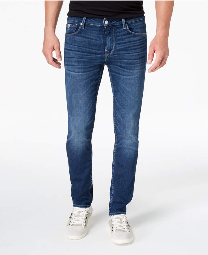 0a95f3988fd353 GUESS Men's Slim Jeans - ShopStyle