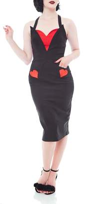Rebel Love Clothing Lady Luck Dress