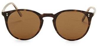 Oliver Peoples O'Malley Sun 48MM Cateye Sunglasses