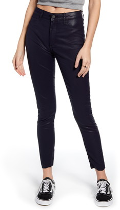 Articles of Society Coated Hilary Skinny Jeans