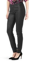 Diane von Furstenberg Liberty Leather Legging