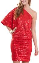 Umgee USA Red Sequin Dress