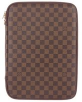 Louis Vuitton Damier Ebene Laptop Case