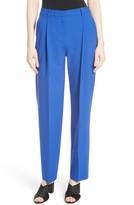 Diane von Furstenberg Women's Pleat Front Pants