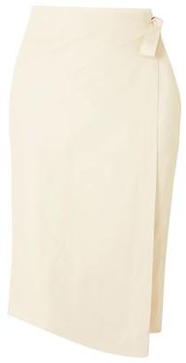 ENVELOPE1976 ENVELOPE 1976 Knee length skirt