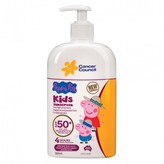 Cancer Council Peppa Pig Suncreen SPF50+ 500 mL