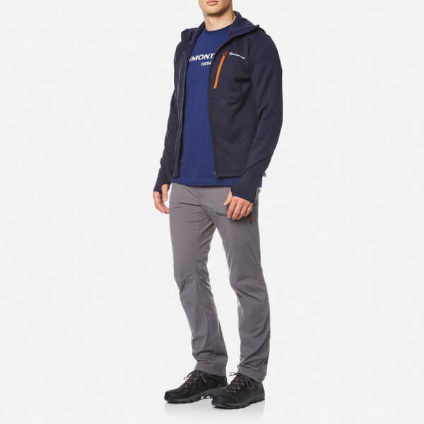 Montane Men's Power Up Hooded Fleece