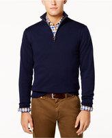 Barbour Men's Quarter-Zip Sweater
