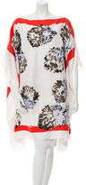 Christian Dior Short Sleeve Printed Kaftan