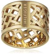 Tommy Hilfiger jewelry Women stainless steel FASHIONRING