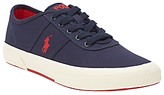 Polo Ralph Lauren Tyrian Trainers, Navy