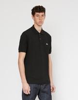 Lacoste L.12.12 Polo Shirt Black