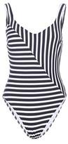 Araks Harley Striped Swimsuit