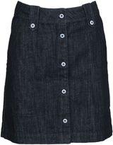 Kitsune Maison Buttoned Mini Skirt