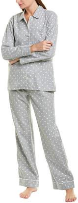 J.Crew J. Crew 2Pc Flannel Pajama Set
