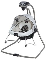 Graco DuetConnect DLX Swing and Bouncer