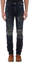 AMIRI Men's MX1 Jeans-BLACK, BLUE
