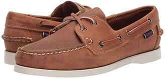 Sebago Portland Crazy Horse (Brown/Tan) Women's Shoes