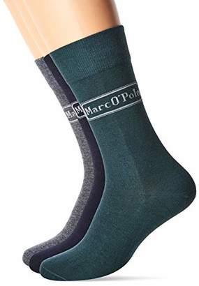 Lacoste Underwear Men's M-Socks (3-Pack) Calf,(Size: 406) (Pack of 3)