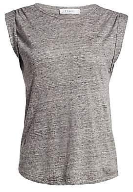 Frame Women's Slouchy Linen Tank Top