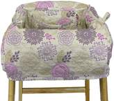 The Peanut Shell Shopping Cart Cover, Dahlia