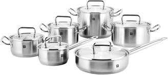 Zwilling 12-Piece Twin Classic Induction Ready Set
