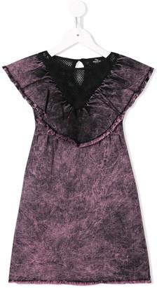 Andorine Ruffled Dress