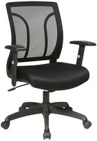 Office Star Products Screen-Back Chair