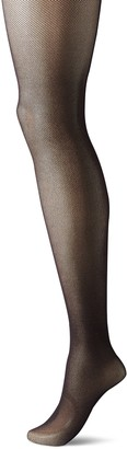Hanes Women's Perfect Nudes Micro-Net Control Top Pantyhose