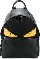 Fendi Bag Bugs backpack - men - Leather/Nylon - One Size