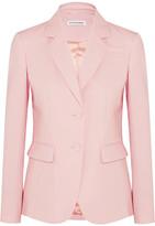 Altuzarra Fenice Wool-blend Piqué Blazer - Baby pink