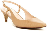 Cole Haan Juliana Low Slingback Pump - Narrow Width Available