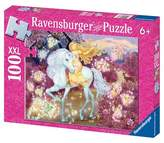 Ravensburger Riding in the Woods 100pc Puzzle