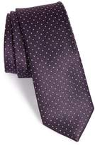 The Tie Bar Men's Dot Silk Tie
