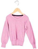 Jacadi Boys' V-Neck Rib Knit Sweater