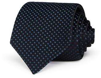Giorgio Armani Dot Pattern Classic Tie