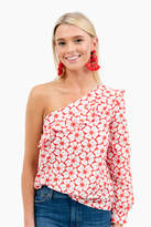 Sugar Lips Sugarlips Leia One Shoulder Top