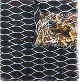 Kenzo 'Flying Tiger' scarf