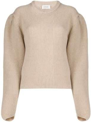 Lemaire pleated shoulders jumper