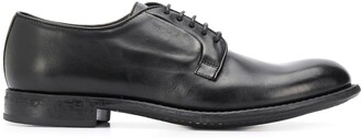Doucal's Polished Lace-Up Shoes