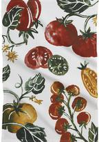 Crate & Barrel Heirloom Tomato Dishtowel