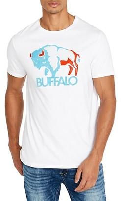 Buffalo David Bitton Tapuff Cotton-Blend Tee