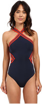 Jets Optima Cross Neck One-Piece
