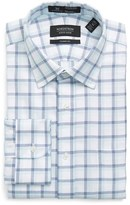 Nordstrom Smartcare TM Classic Fit Plaid Dress Shirt